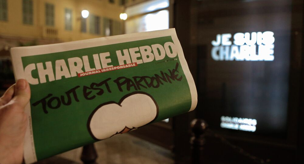 Militants and terrorists from the Islamic State and al-Qaeda have made statements about the latest issue of Charlie Hebdo, featuring a cartoon image of the Prophet Muhammad on the cover