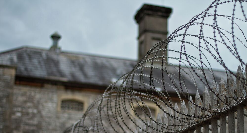 Young offenders in solitary confinement in UK prison