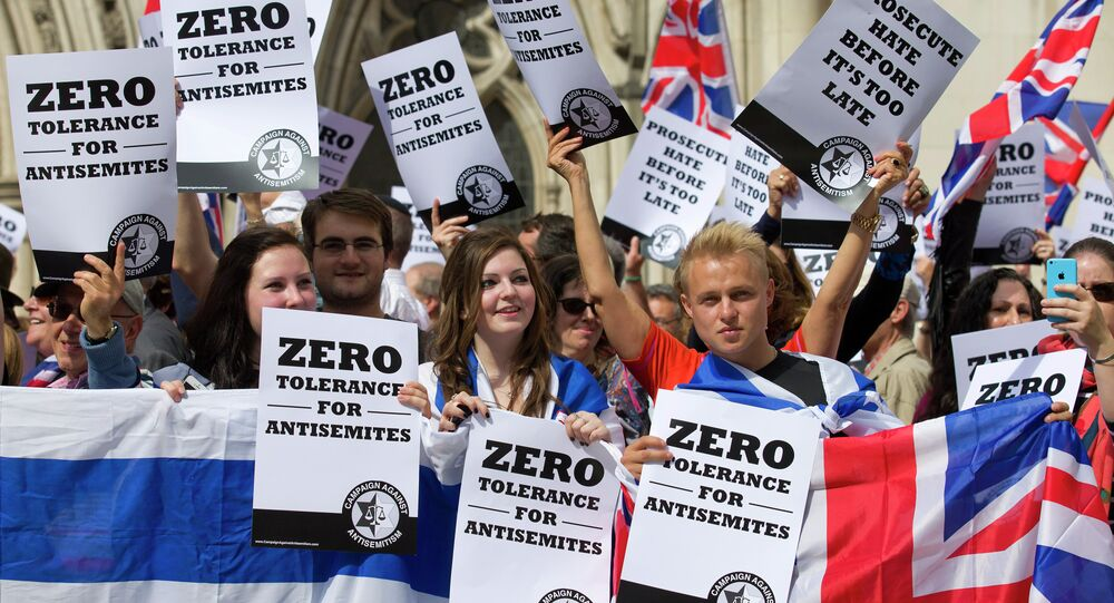 A recent study by the Campaign Against Anti-Semitism (CAA) which found a record rise in anti-Semitic sentiment in the United Kingdom, is not accurate enough and cannot serve as grounds for drawing any firm conclusions