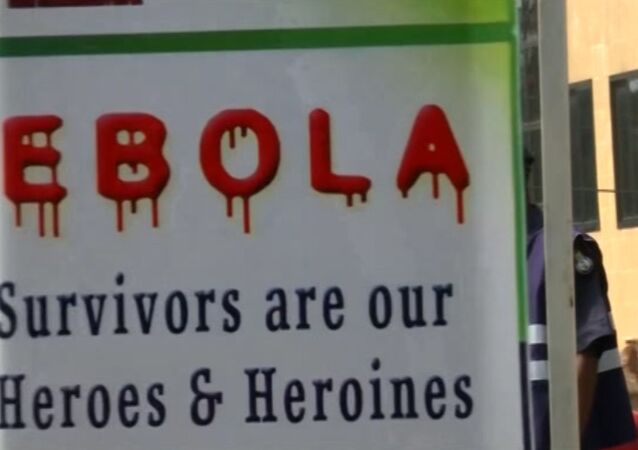 The US National Institutes of Health is expected to admit a US citizen who tested positive for the Ebola virus.