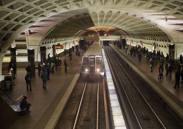 L'Enfant Metro Station in Washington