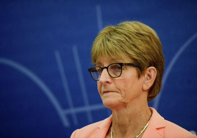 Anne Brasseur, President of the Parliamentary Assembly of the Council of Europe