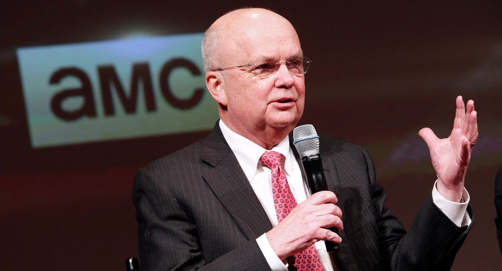 Former Director of the CIA Michael Hayden