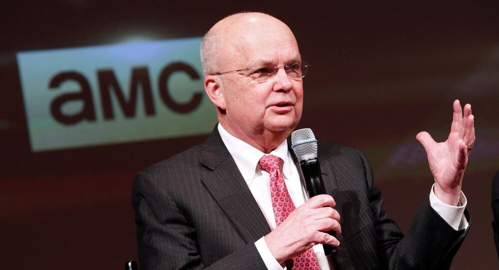 US Air Force four-star general (Ret.) and former Director of the CIA Michael Hayden