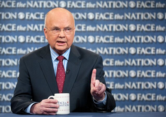 Former CIA and and National Security Agency director Michael Hayden