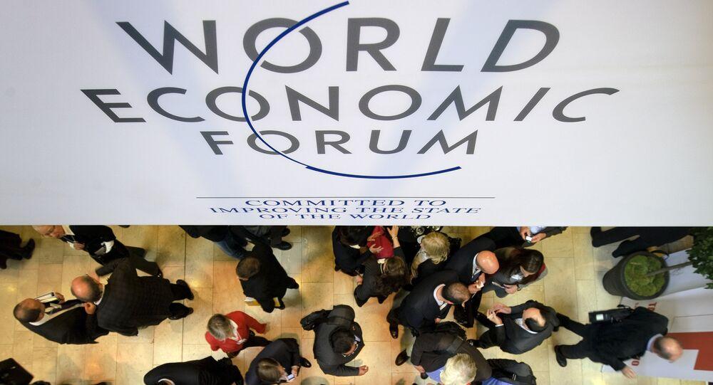 World Economic Forum (WEF) annual meeting