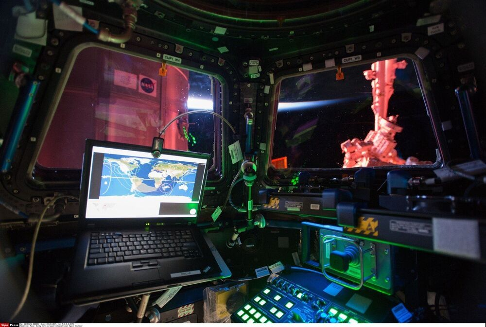 Day-by-Day Life of International Space Station in Pictures