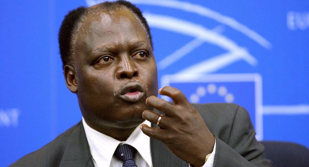 Head of the Religious Scholars Committee of Sudan Saleh Mahmud Osman