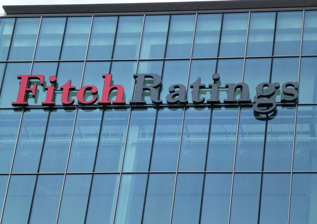 The Western press is full of Schadenfreude directed towards Russia: in the beginning of January, US-based Fitch Ratings decreased Russia's rating from BBB to BBB-