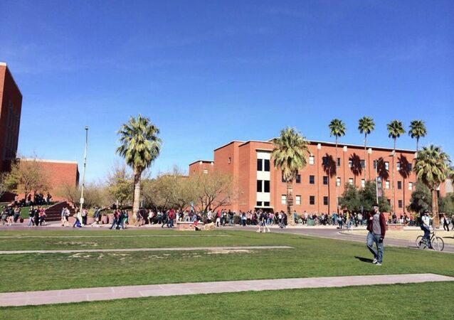 University campus, Arizona