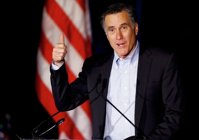 Mitt Romney from US Republican Party