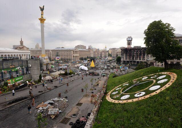 Kiev prepares for presidential election