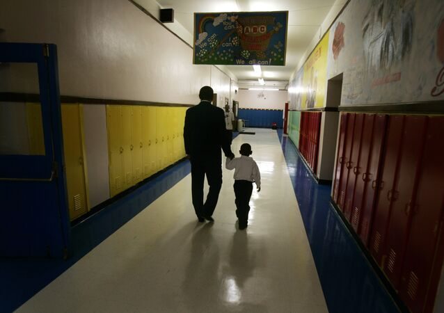 More than 50 percent of American students attending the nation's public schools live in poverty