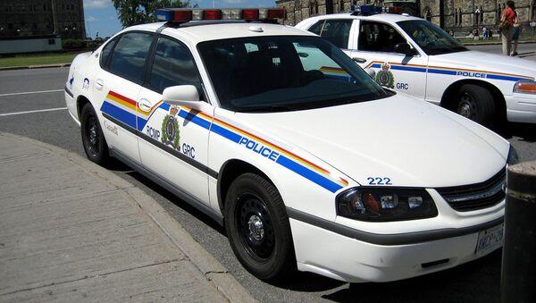 Royal Canadian Mounted Police - Sputnik International