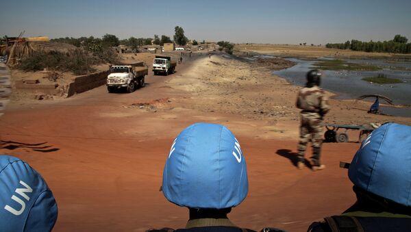 Scene from Mopti, Mali - Sputnik International