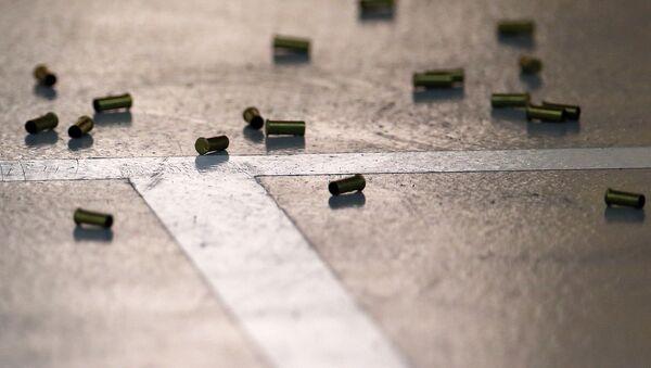 Empty cartridges - Sputnik International