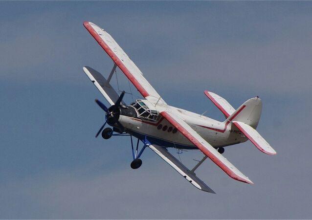 Antonov An-2 plane