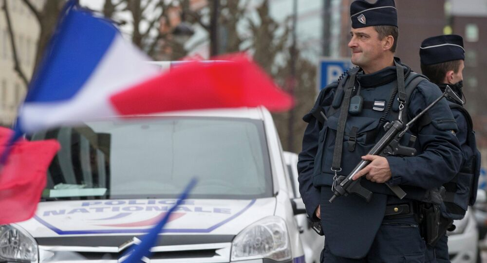 French police
