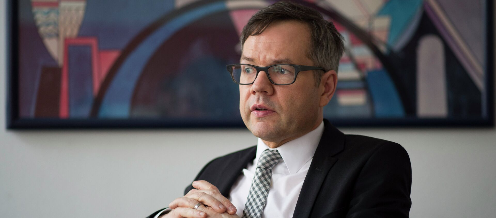 Minister of State of the Foreign Ministry Michael Roth - Sputnik International, 1920, 11.05.2021