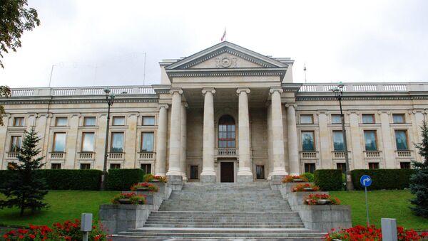 Russian Embassy in Poland - Sputnik International