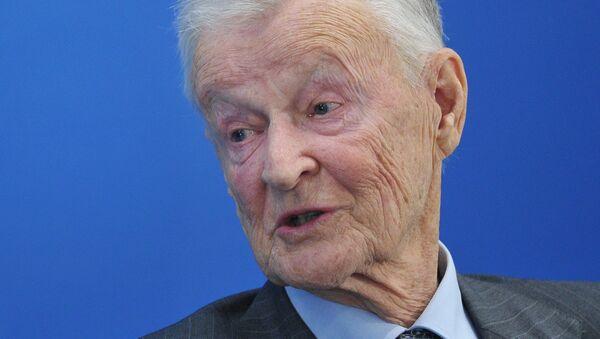 Zbigniew Brzezinski, former US national security advisor - Sputnik International