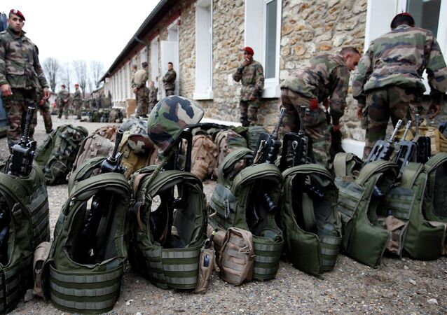 The French Defense Ministry starts moving into its new location at Balard.