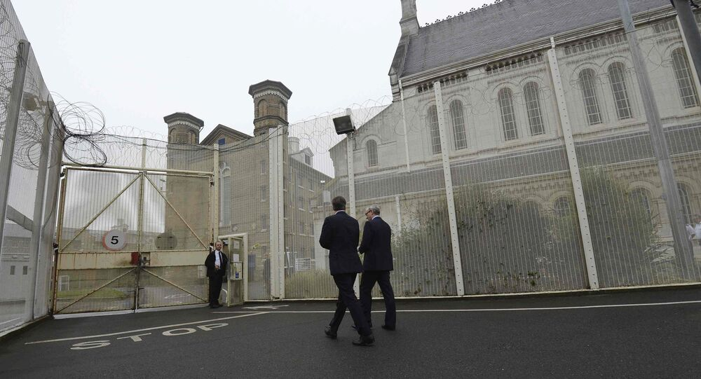 File photo: Wormwood Scrubs Prison in west London