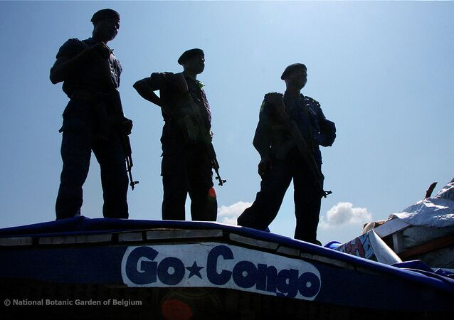 Police of the Democratic Republic of Congo (DRC)