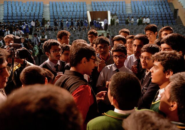 Indian Ministry of External Affairs issued an advisory Friday urging Indian nationals, especially students, to leave Donetsk and Luhansk immediately due to deterioration of the security situation in the regions