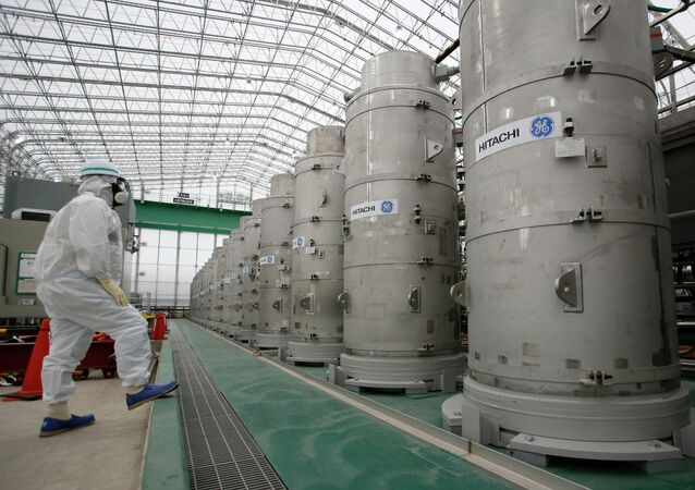 Tokyo Electric Power Co. (TEPCO), the operator of the nuclear station, is developing systems to try to remove some of the radioactive elements from the water