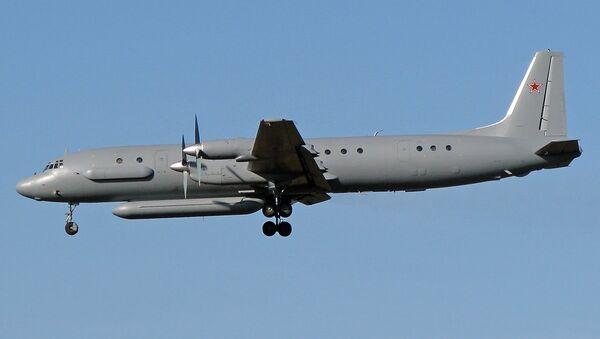 Ilyushin Il-20M (archive) - Sputnik International