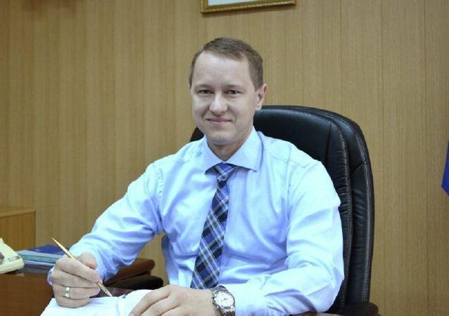 Yaroslav Tarasyuk, Russia's trade representative in India