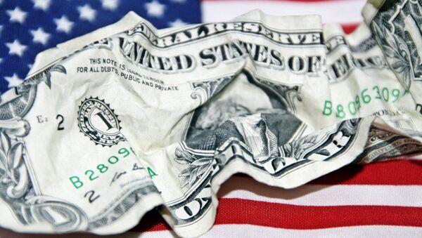 The United States agreed to provide $1 billion worth of loan guarantees to Ukraine. - Sputnik International