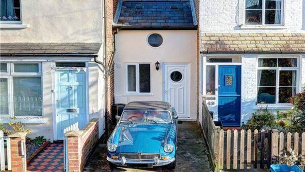 Narrow house in Twickenham - Sputnik International