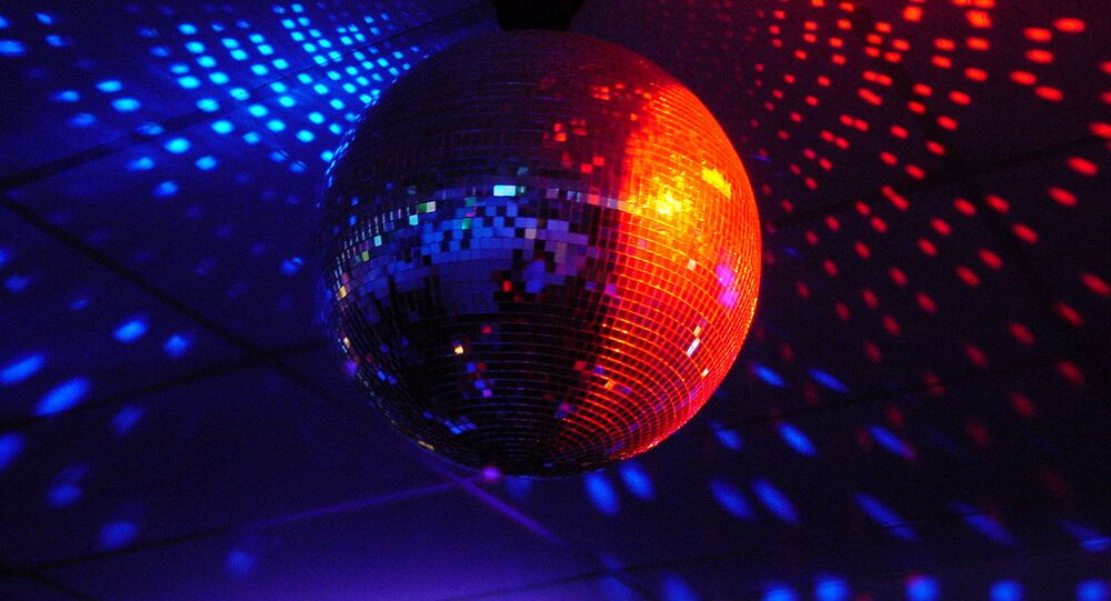 About 500 residents in the region of Sakha, Russia, gathered for a dance party in -50 degree weather on Saturday night.