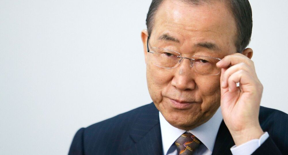 UN Secretary General Ban Ki-moon has strongly condemned the execution of Kenji Goto
