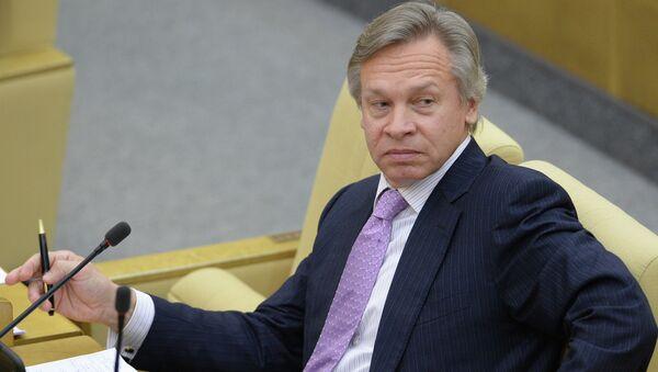 Alexei Pushkov - Sputnik International