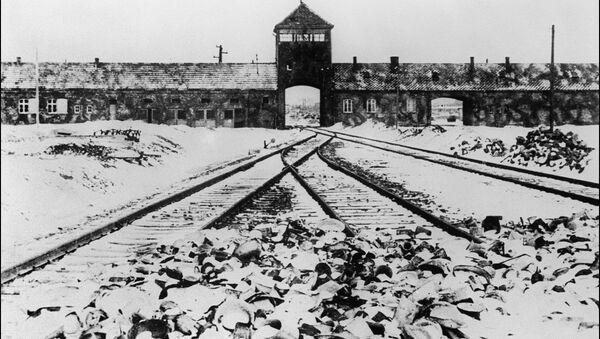 Auschwitz Concentration Camp - Sputnik International