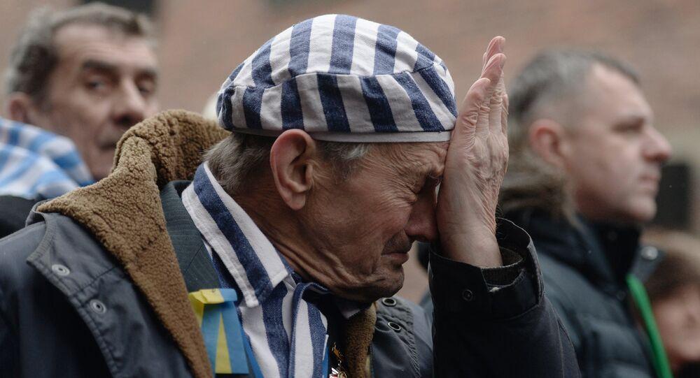 70th anniversary of Auschwitz-Birkenau concentration camp liberation