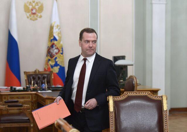 President Vladimir Putin holds meeting on economic issues