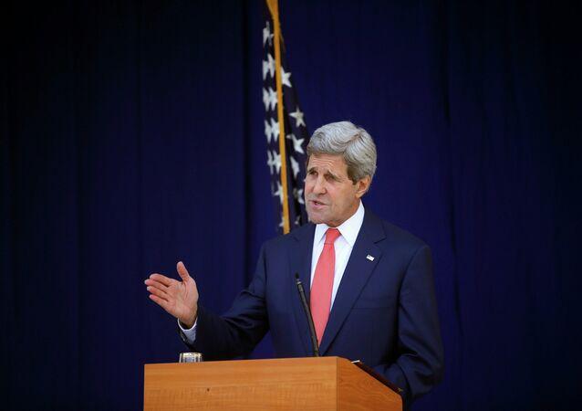U.S Secretary of State John Kerry