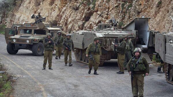 Israeli soldiers - Sputnik International