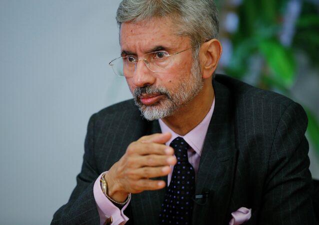 India's Foreign Secretary Dr. S. Jaishankar