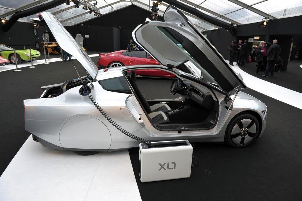 Explore the Future of Automotive Industry: Concept Cars Exhibition in Paris