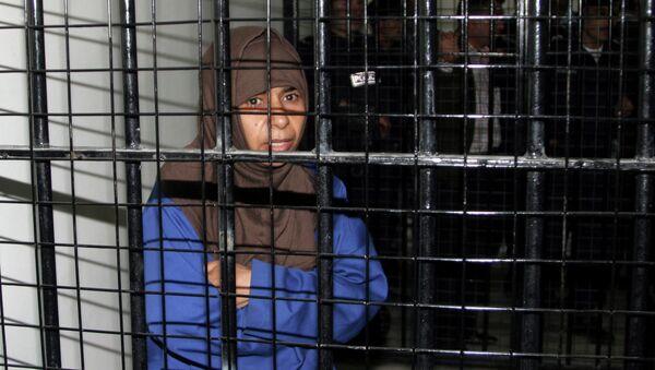 Iraqi Sajida al-Rishawi - Sputnik International