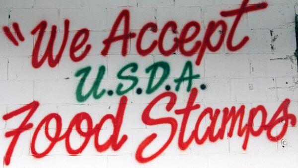 Food Stamps - Sputnik International