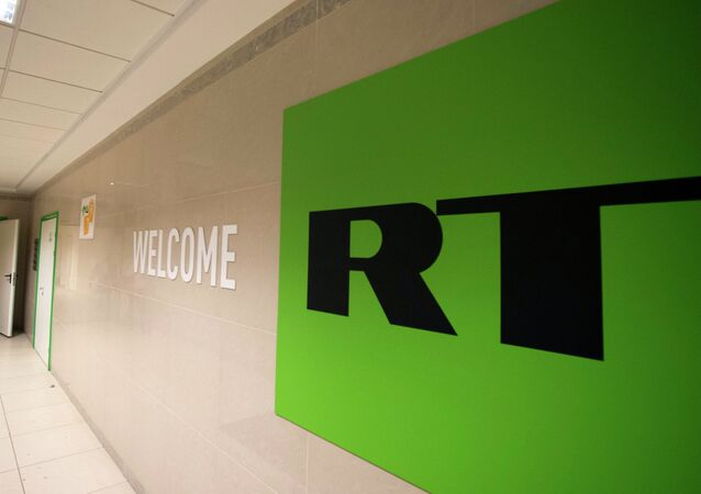 Russia Today channel