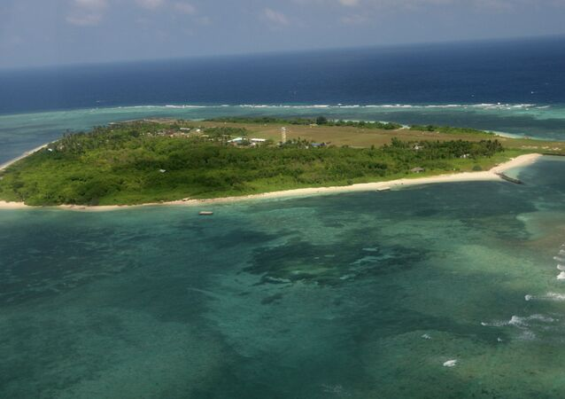 Spratly group of islands