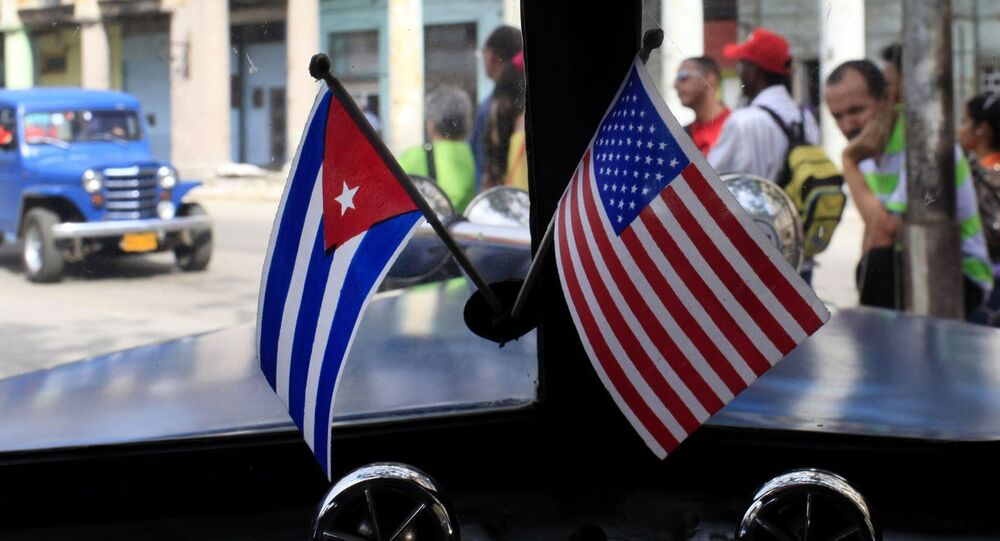 US-Cuba relations opens a new chapter