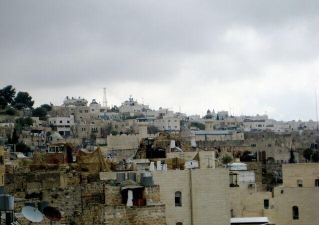 Jewish Colony in Hebron, West Coast